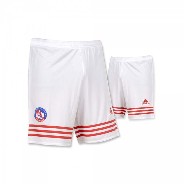 AS Trencin white shorts