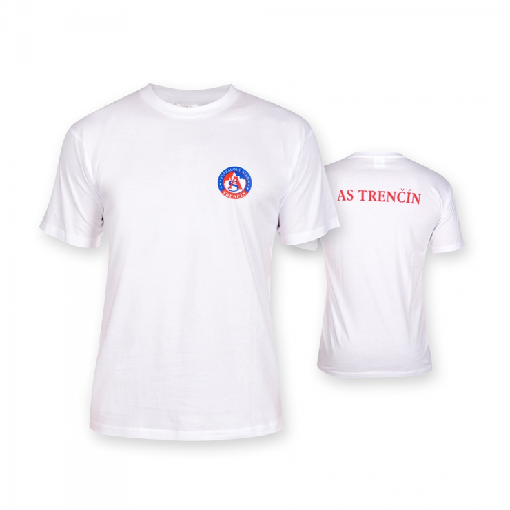T-Shirt AS TRENCIN white