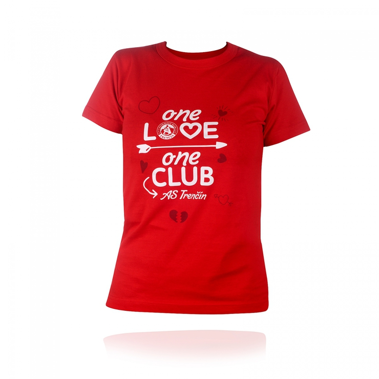 ONE LOVE t-shirt for woman