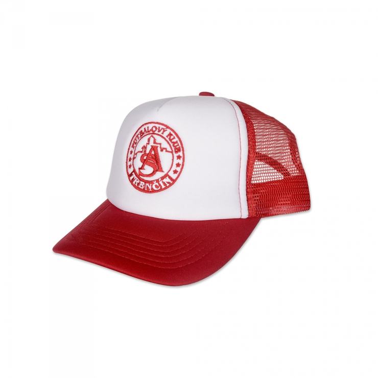 Cap AS Trenčín red with net