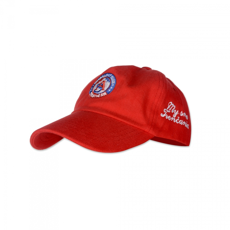 Cap AS Trenčín red for children