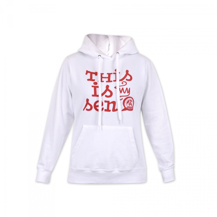 Hoodie This is my sen for woman