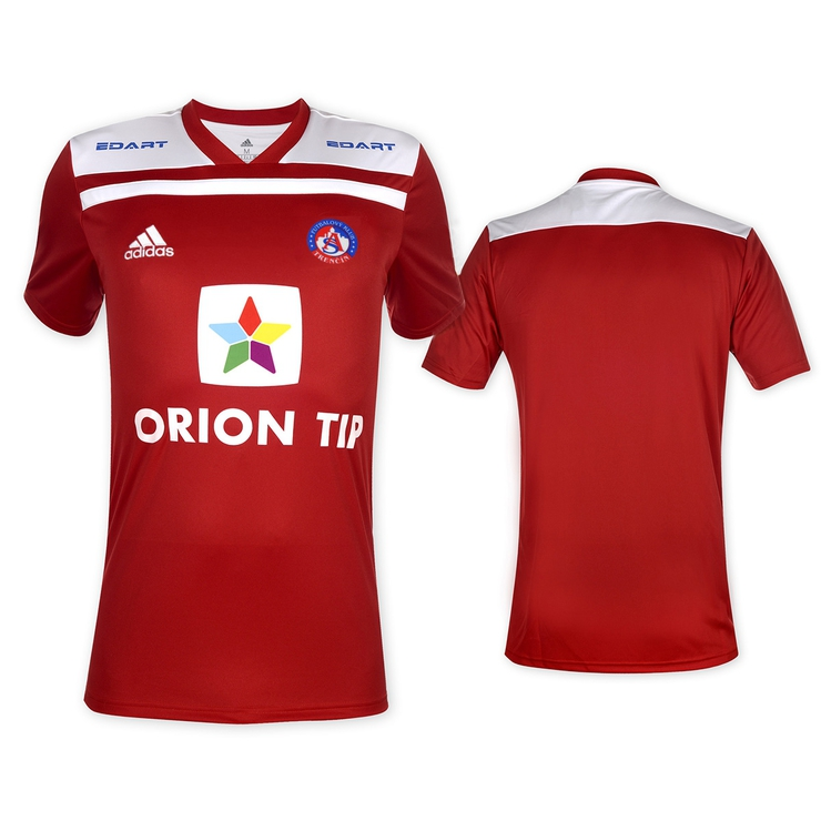 AS Trenčín original red jersey for kids 2018/2019