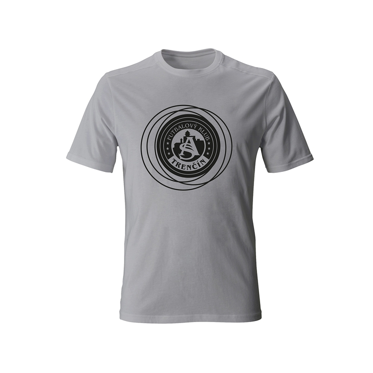 T-Shirt grey with logo for children