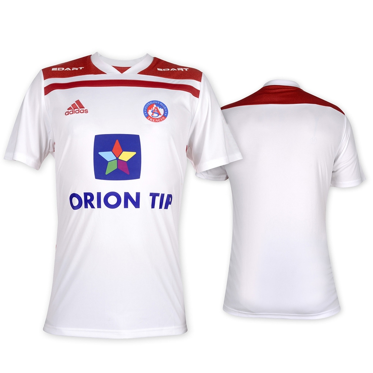 AS Trenčín original white jersey for kids 2018/2019
