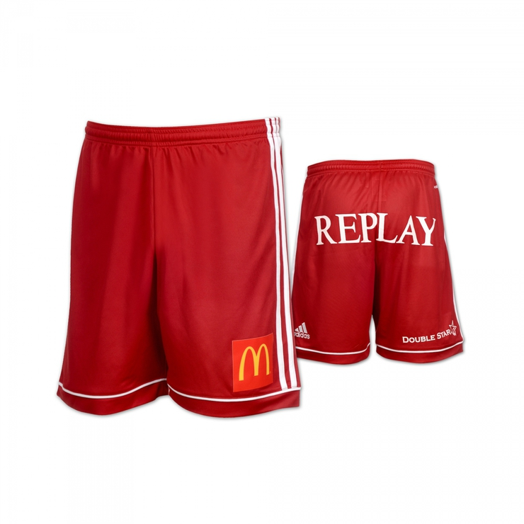 AS Trencin red shorts original
