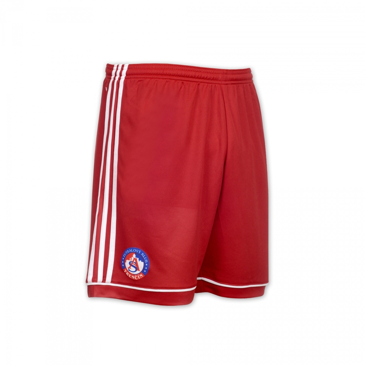AS Trencin original red shorts for children