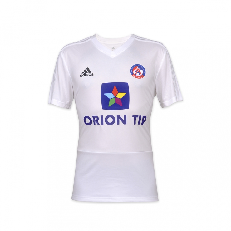 T-shirt training white Adidas